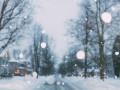 الشتاء يعود من جديد