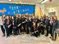 مشروع الميلاد الاحتفالي بمدرسة راهبات الناصرة شفاعمرو