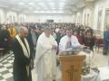 كنائس شفاعمرو تحتفل بعيد الظهور الإلهي وتحتفل بتدشين قاعة كنيسة اللاتين