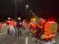 مصرع شاب 36 عاما جراء حادث طرق على شارع 2