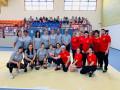 القاعة الرياضية في كفرياسيف  تستضيف فعاليات دوري الصداقة لكرة الشبكة