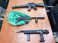 ضبط اسلحة غير قانونية في بلدة بيت فجر