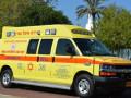 إصابة فتى (9 سنوات) بجراح جراء حادث طرق بين سكوتر وحافلة كان يقودها
