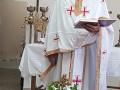 الاحتفال بعيد الصليب بكنيسة الروم الملكيين الكاثوليك في كفرياسيف