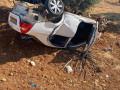 مصرع شابه 20 عامًا من ابو سنان في حادث طرق ذاتي عند مدخل قرية ساجور