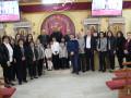 ترانيم ميلادية من جوقة كنيسة الروم الملكيين الكاثوليك في كفرياسيف
