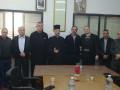 زيارة المدبر البطريركي قدس اﻻب اندراوس بحوث المحترم لمجلس كفرياسيف