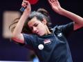 اصغر لاعبة تنس الطاولة في العالم من سوريا