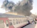 مصر.. قتلى وجرحى في اصطدام قطار بمحطة رمسيس