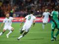 الجزائر قلبت الطاولة بالدقائق الاولى بكرة القدم على منتخب السنغال