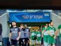 نجم الكرة الاسرائيلية حزيزة انعم على مكابي حيفا بالاهداف الرائعة