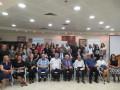 حفل تكريم الأستاذ المحامي علي مصطفى رافع في نادي حيفا الثقافي