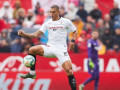 نادي ليفربول يسعى لضم مدافع اشبيليا دييغو كارلوس