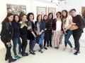 معلمات من القرى المجاورة في ضيافة جاليري ابداع كفرياسيف