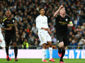 مانشستر سيتي ينهي مباراة ريال مدريد في 5 دقائق