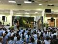 مسرح دراما في كفرياسيف يستقبل مدرسة الابستان الابتدائية كفرياسيف