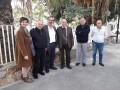 يوم الشجرة في حديقة جمعية ابداع كفرياسيف