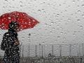 الراصد الجوي انخفاض على درجات الحرارة، ماطر وغائم نسبيا