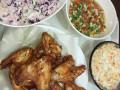 جوانح دجاج صحي (وصفات كيتو)