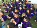 مباريات وديّة لأكاديميّة كرة القدم للصغار مع نظرائهم من يركا